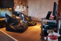 Kids chill out area - Chalet Virolet