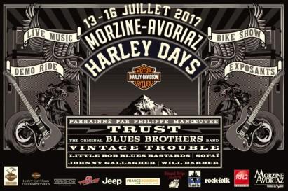 Harley Days 2017