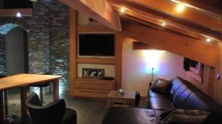 Wetzet living area
