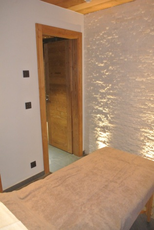 Treatment room in Spa